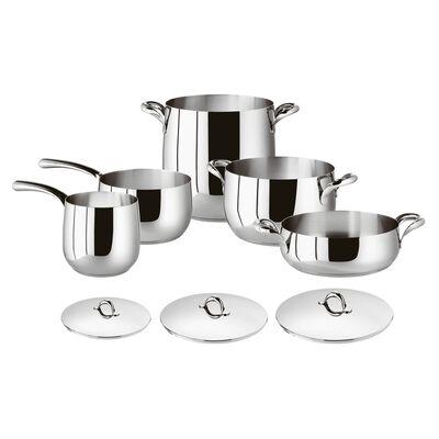 Cookware set 8 pieces
