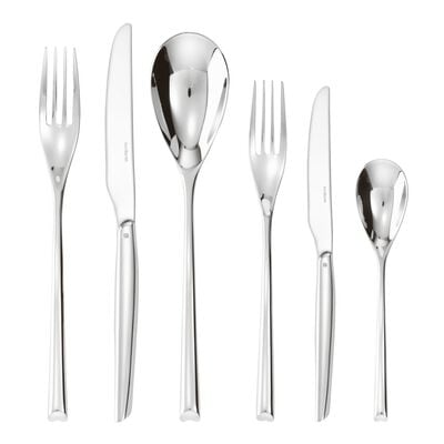 Place setting 6 pieces