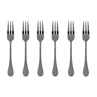 Cake fork set 6 pieces