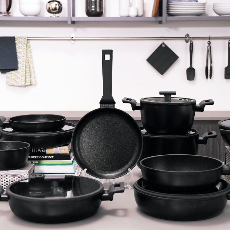Cookware set 3 pieces  image number null