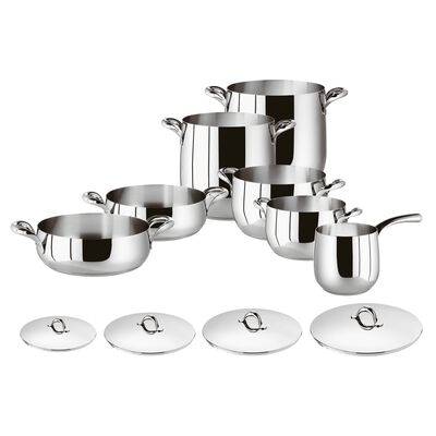 Cookware set 11 pieces