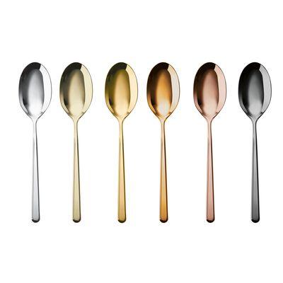 Moka spoon set 6 pieces