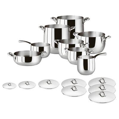 Cookware set 16 pieces