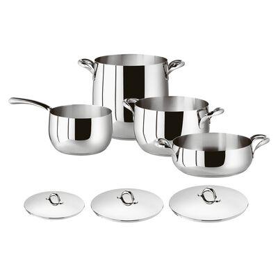 Cookware set 7 pieces