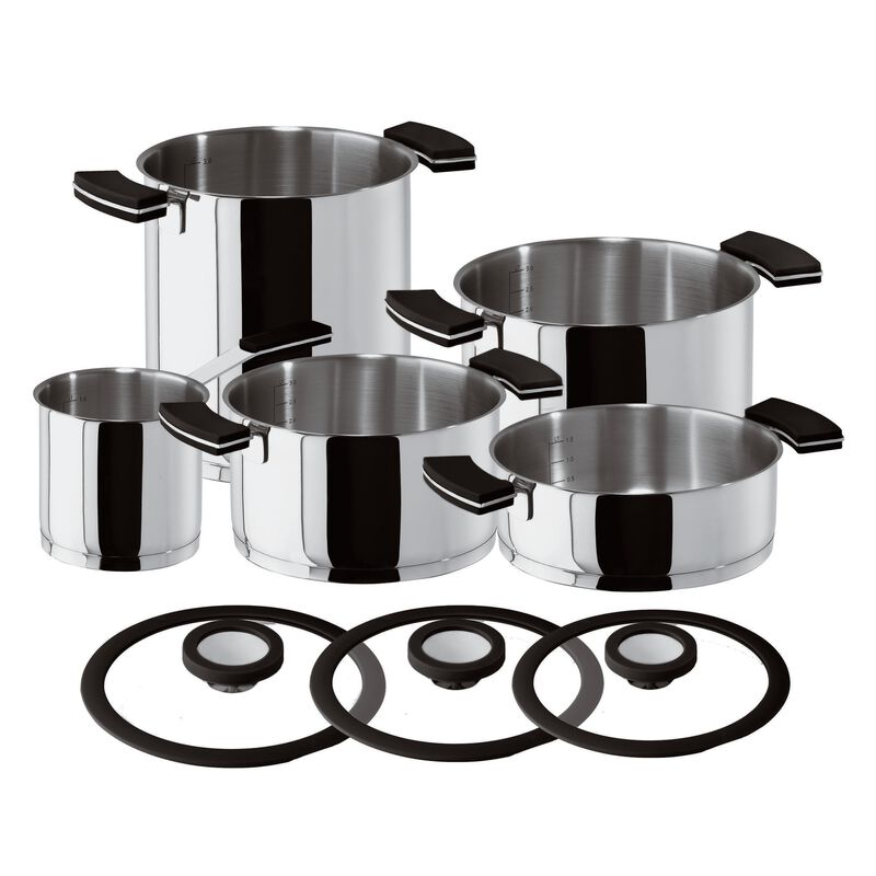 Cookware set 8 pieces  image number null